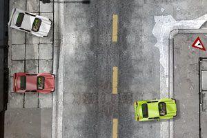 汽车考驾证小游戏