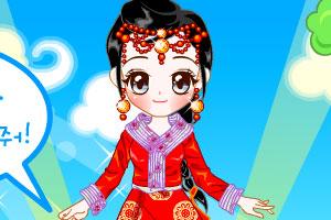 打扮小格格龙8娱乐国际