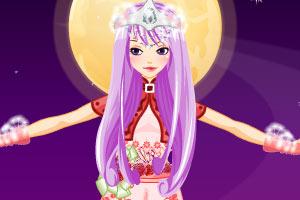 紫衣童话精灵龙8娱乐国际
