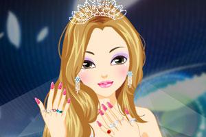 俏新娘的时尚美甲龙8娱乐国际