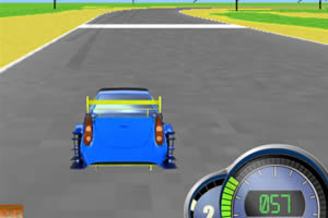 3D北京赛车完整版小游戏