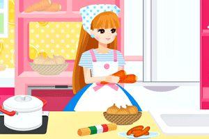 芭比的魔幻厨房龙8娱乐国际