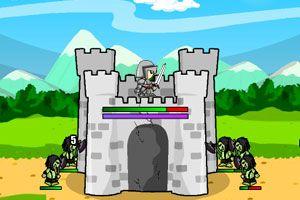 传奇战争-城堡防御龙8娱乐国际