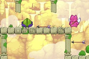 肥猫天使2小游戏