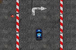 超级汽车拉力赛小游戏