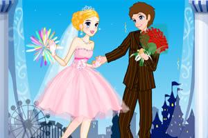幸福浪漫的婚礼龙8娱乐国际
