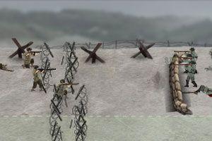 战地1944小游戏
