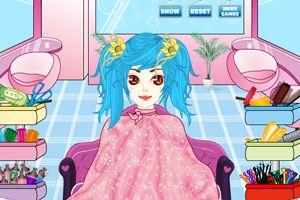 时尚发型屋龙8娱乐国际