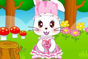 YouYou可爱的兔子MM龙8娱乐国际