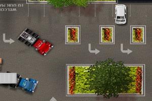 卡车司机小游戏