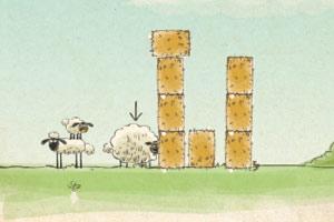 送三只小羊回家小游戏