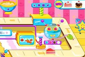 蛋糕制作生产线龙8娱乐国际