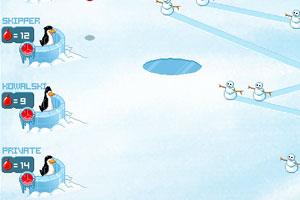 疯狂企鹅雪人计划