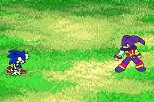 索尼克RPG大战2小游戏