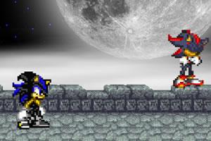 索尼克RPG大战8小游戏