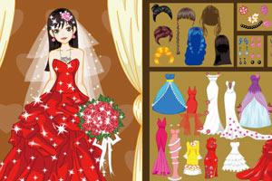 新娘漂亮婚纱龙8娱乐国际