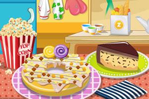 制作美味的甜甜圈龙8娱乐国际