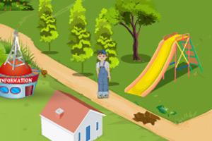 逃离公园小游戏