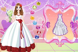 完美的浪漫新娘龙8娱乐国际