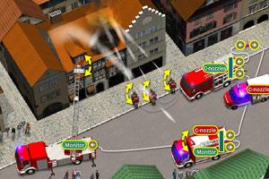 消防指挥官小游戏