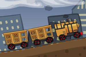 装卸运煤火车3小游戏