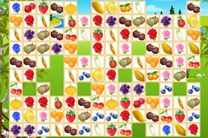 农场水果连连看小游戏