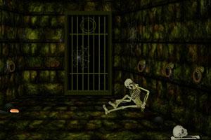 白雪公主逃出地牢小游戏
