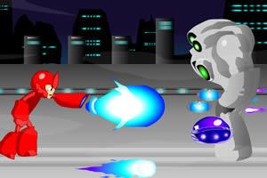 红色机器小游戏