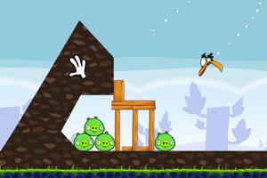 愤怒的小鸟HD版