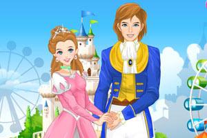 公主会爱谁?小游戏