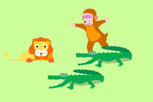巧虎动物园小游戏