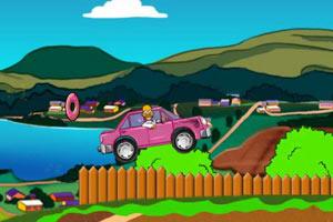 辛普森家用轿车小游戏