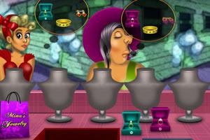 米纳斯的珠宝店小游戏
