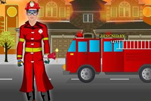 消防员小游戏