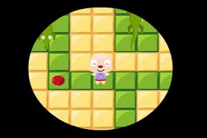 超级迷宫探险小游戏