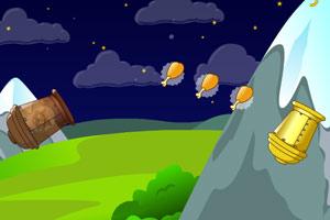 灰太狼奔月计划小游戏
