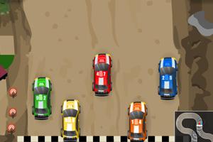 专业汽车拉力赛小游戏