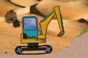 【挖掘机大挑战】小游戏下载-挖掘机大挑战免费在线玩