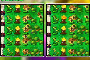 植物大战僵尸之整理后花园小游戏