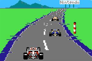经典F1方程式赛车
