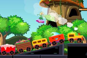 小火车过隧道2小游戏