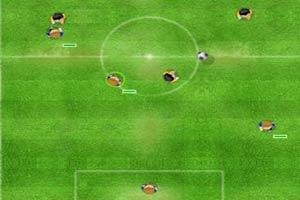 欧洲冠军联赛小游戏