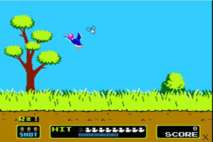 打野鸭小游戏