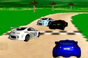 3D北京赛车加强版小游戏