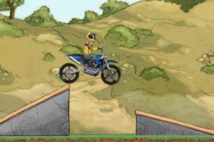 特技摩托越野赛