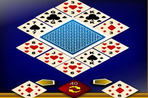 扑克牌战术接龙