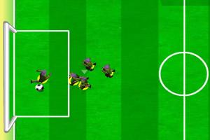 足球比赛小游戏