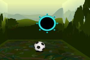 足球技巧小游戏