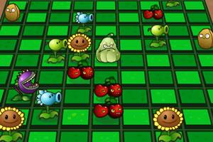 植物战僵尸3D连连看小游戏
