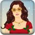 贝纳尼丝圣诞装扮